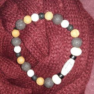 BOHO defuser style, volcanic beads